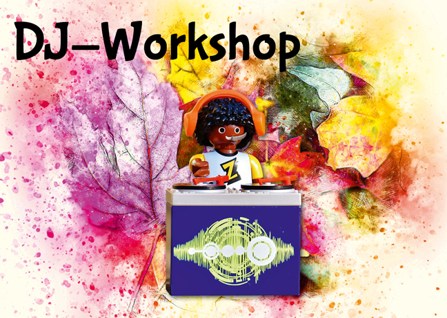 DJ-Workshop in den Herbstferien