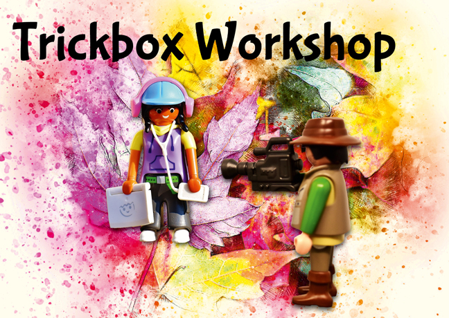 Trickbox Workshop in den Herbstferien
