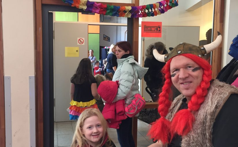 Kinderfasching im JuZ Poing