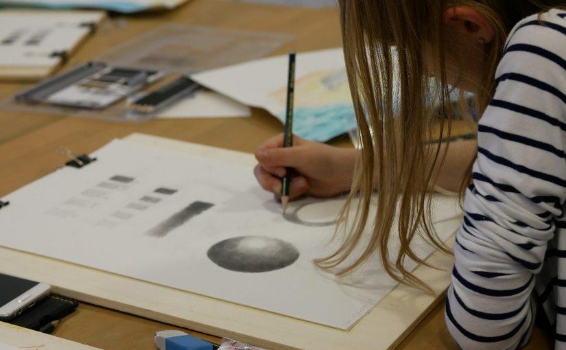 Kunst und Zeichenkurse